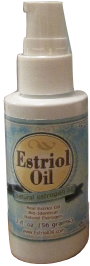 Estriol Oil for low estrogen symptoms