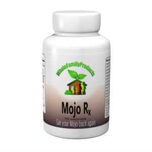 Mojo Rx brings back youth stamina and libido sex drive for men