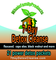7 Day Detox Cleanse