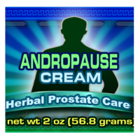 Andropause Cream male prostate care