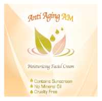 Anti Aging AM Ageless Wrinkle Cream formerly Rinkle Free Wrinkle Free natural face cream
