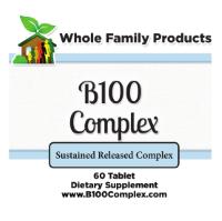 B100 Complex essential B vitamins