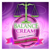 Balance Cream Natural Progesterone 1200mg USP progesterone per 2 oz