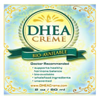 DHEA natural hormone cream for hormonal imbalance
