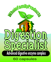 Digestion Specialist high enzyme dietary supplement