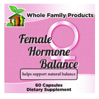 Female Hormone Balance herbal hormone balance amenorrhea and long cycles