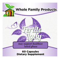 Fertile Lady supplement luteal phase defect short menstrual cycles infertility premenopause
