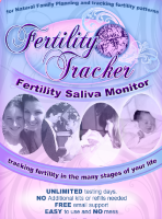 Fertility Tracker Saliva Fertility Monitor ovulation tracking microscope