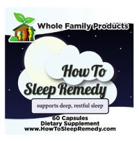 How to Sleep Remedy - amino acid sleep complex