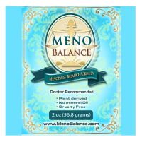 MenoBalance natural progesterone cream replaces restored balance natural progesterone cream premenstrual menopausal solution