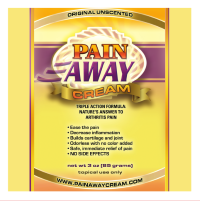 Pain Away Arthritis Cream Original Unscented