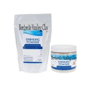 Bentonite Healing Clays