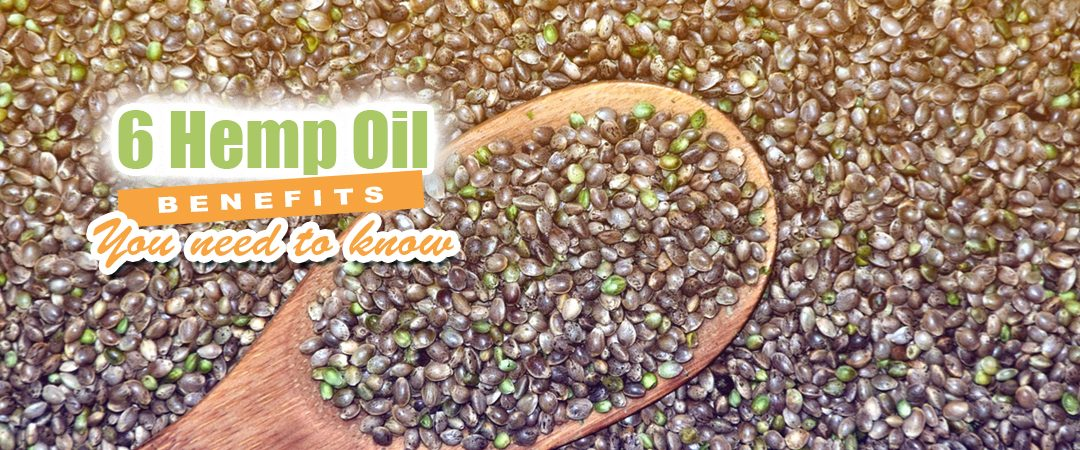 6 Hemp Oil Benefits You Need To Know | Whole Family Products
