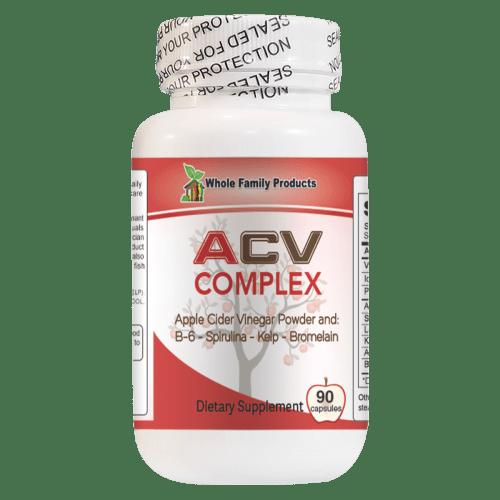 Apple Cider Vinegar Complex Powder Supplement