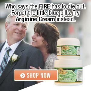 Arginine Cream New Formula Banner 2