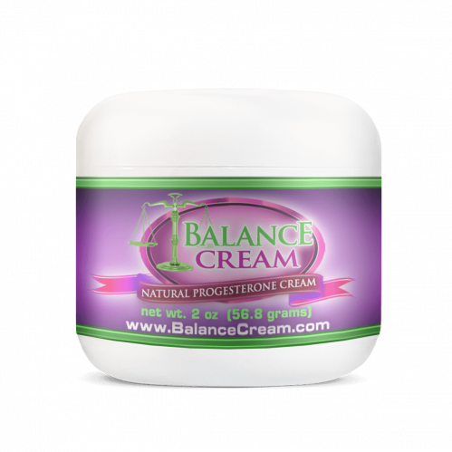 Balance Progesterone Cream for Women