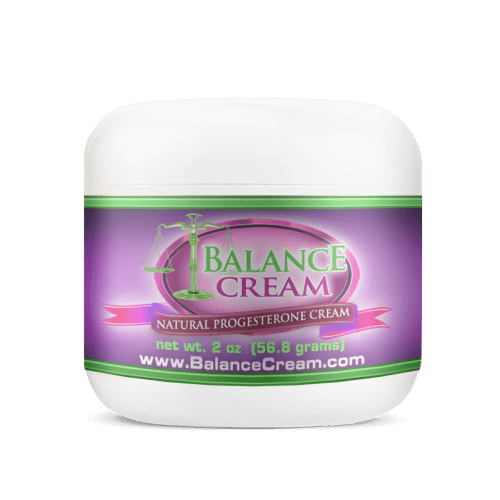 Balance Progesterone Cream for Women