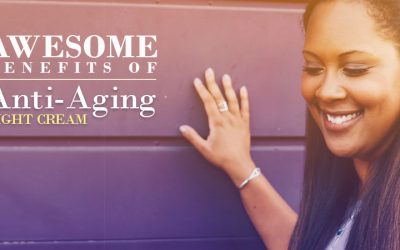 5 Awesome Benefits of Anti Aging Night Cream