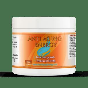 Best Anti Aging Energy Cream To Help Boost Energy Level