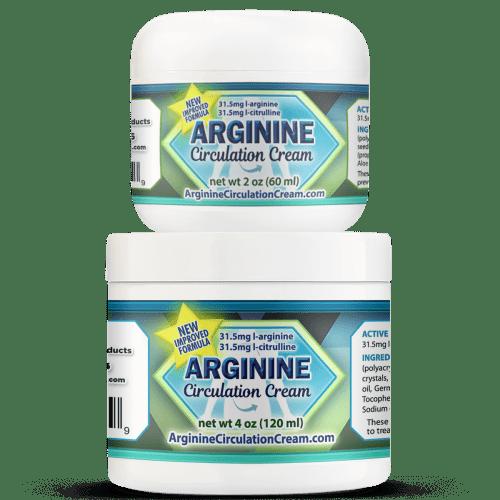 Best Arginine Circulation Cream Helps Improved Blood Circulation