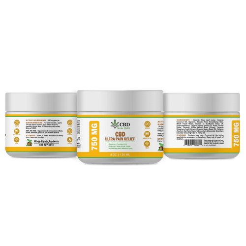 Best CBD Cream Pain Relief To Reduce Inflammation