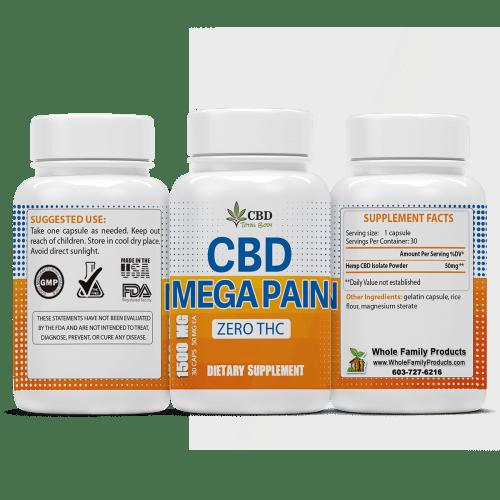 Best CBD Mega Pain