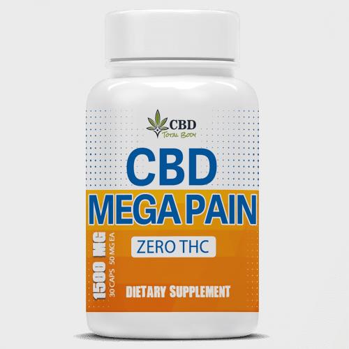 Best CBD Mega Pain for Extreme Pain