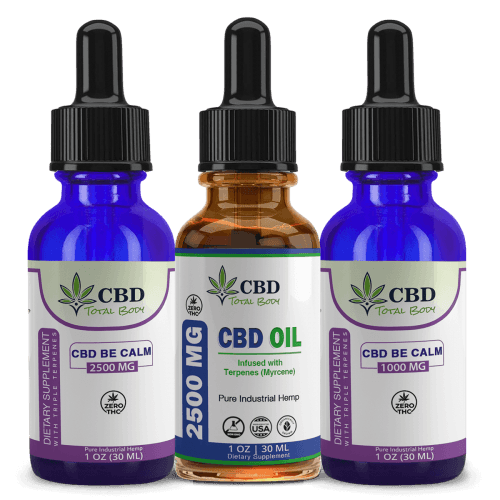 Best CBD Oil with Terpenes Help with Anxiety and Depression