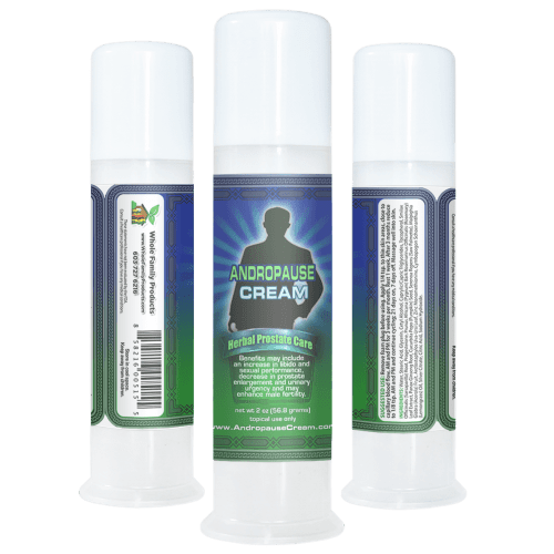 Best Male Andropause Cream for Boosting Male Libido and Orgasm