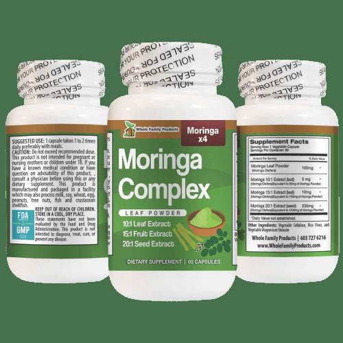 Best Moringa Powder Extract Supplement