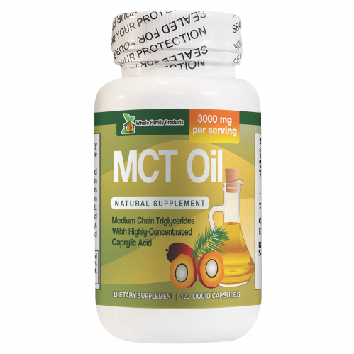Best Natural MCT Oil Supplement for Weight Loss
