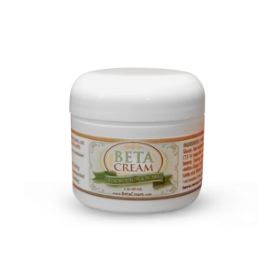 Beta Cream Best Wound Healing Cream & Boost Immune System | Whole Family Products