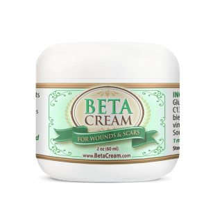 Beta Cream Best Wound Healing Cream to Boost Immune System