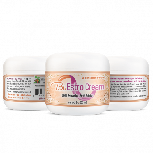 Biestro Cream 2oz Jar Best Natural Estrogen Cream
