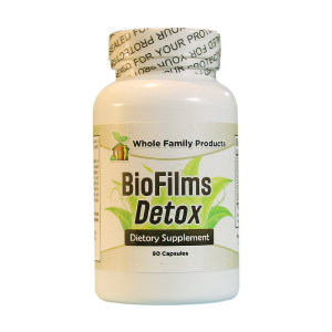 BioFilms Detox by Whole Family Products