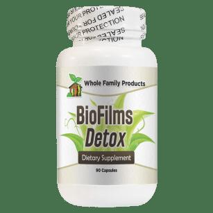 Biofilms Detox Dissolving Supplement for Destroying Biofilm