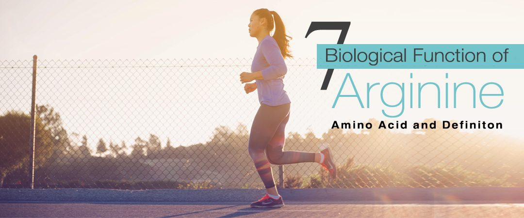 7 Biological Function of Arginine Amino Acid and Definition