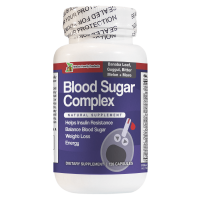 Blood Sugar Complex 120ct Natural Supplement to Help Insulin Resistance