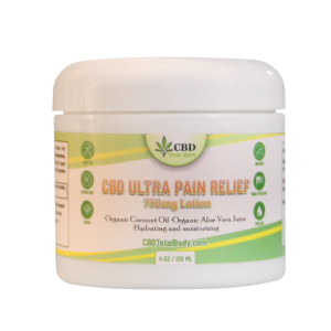 CBD Ultra Pain Relief 750mg Lotion