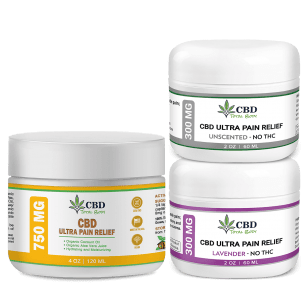 CBD Ultra Pain Relief Cream The Best CBD Cream for Pain Relief