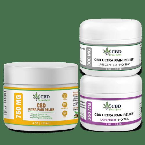 CBD Ultra Pain Relief Cream The Best CBD Cream for Pain Relief