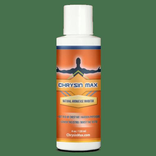 Chrysin Max Sexual Enhancer Cream