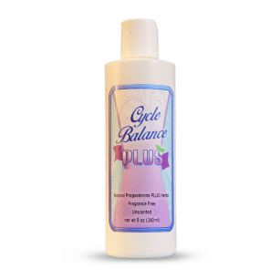 Cycle Balance Plus 8oz Flip Top | Whole Family Products