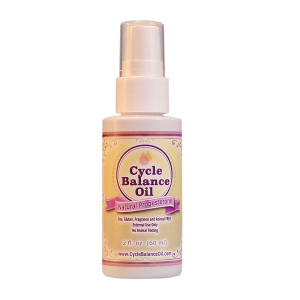Cycle Balance Progesterone Oil - Mentrual Cramp Relief