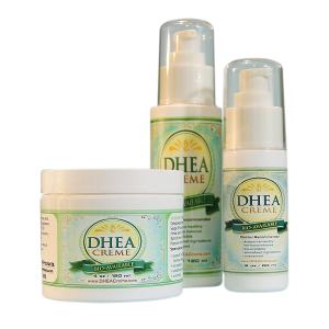 DHEA Creme by Whole Family Products