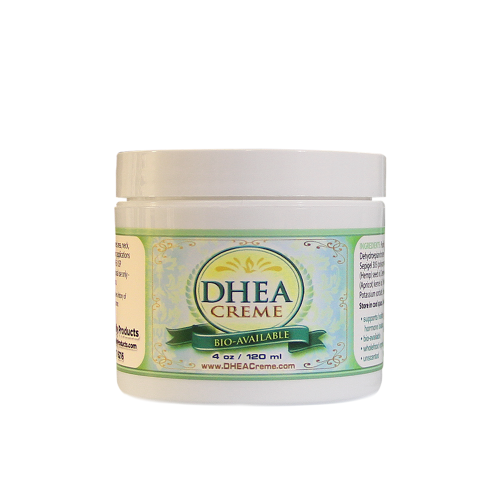 DHEA Creme 4oz Jar | Whole Family Products