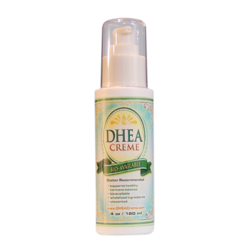 DHEA Creme 4oz Pump | Whole Family Products
