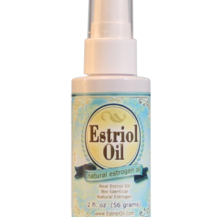 Estriol Oil Natural Estrogen Oil | Whole Family Products