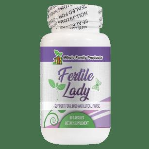 Fertile Lady Best Female Fertility Booster Supplement