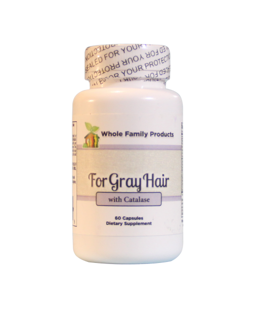 For Gray Hair | Whole Family Products